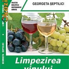 Georgeta Septilici - Limpezirea vinului - simplu, eficient, la indemana oricui