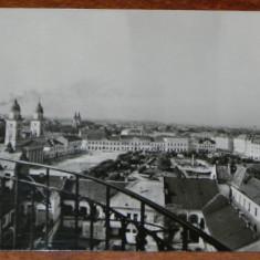 Carti Postale Romania dupa 1918, Necirculata, Printata - Carte postala RPR JUDETUL SATU MARE - VEDERE DIN SATU MARE - NECIRCULATA