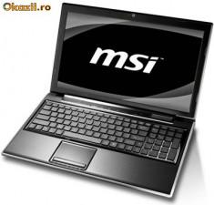 Laptop MSI, Intel Core i5, 2501-3000Mhz, 17 inch, 4 GB, 640 GB - MSI FX700