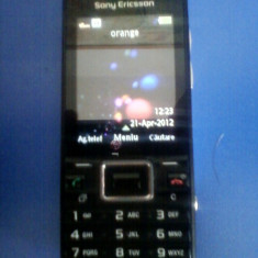 Sony ericsson elm - Telefon mobil Sony Ericsson Elm, Negru, Neblocat