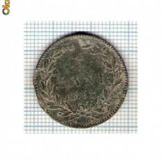 Monede Romania - 02 Moneda 5 Bani 1867 HEATON -starea care se vede -ceva mai buna decat scanarea