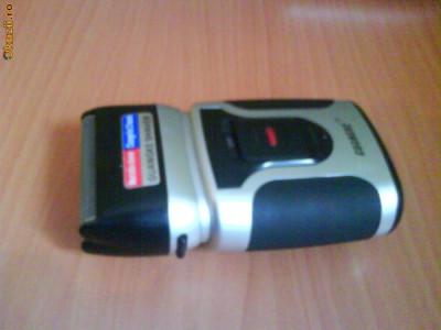 aparat barbierit cu baterii foto