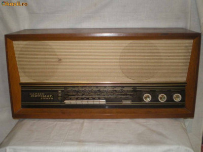 Radio pe lampi stereo!!! foto