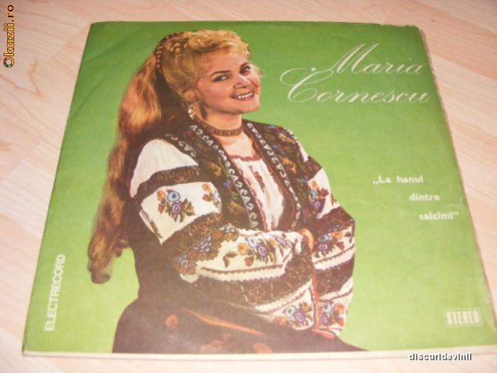Maria Cornescu - La hanul dintre salcami