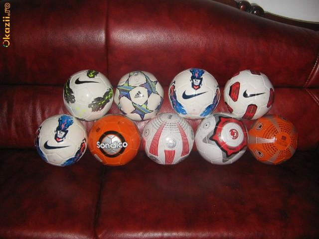 mingi de fotbal originale foto mare
