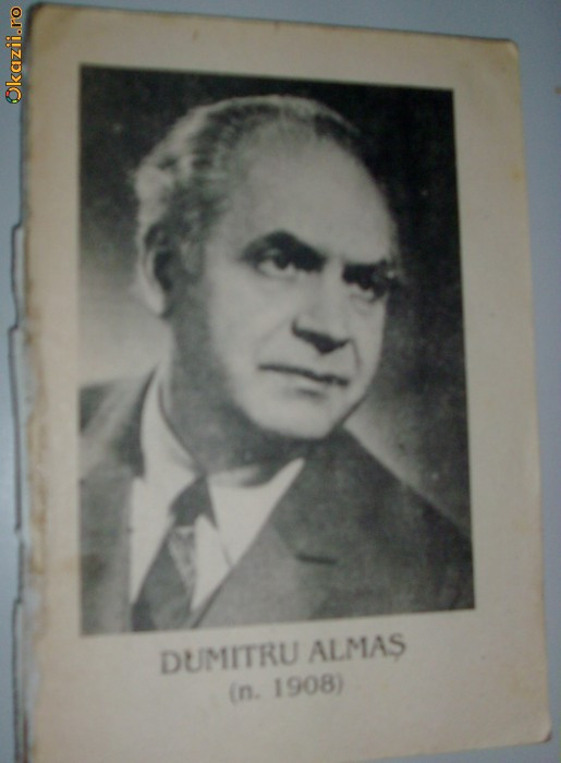 Dumitru Almas Net Worth