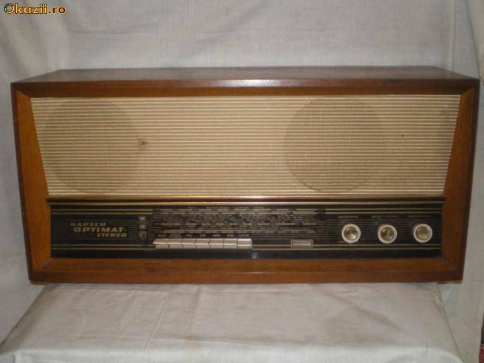 Radio pe lampi stereo!!! foto mare