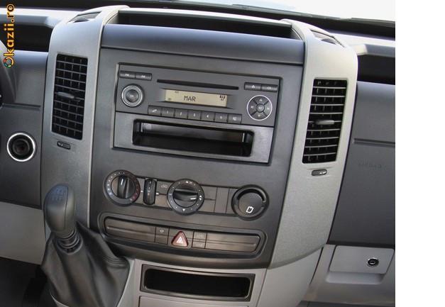 sistem audio auto radio cd original mercedes sprinter. Black Bedroom Furniture Sets. Home Design Ideas