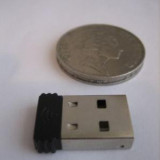 Cel mai mic Adaptor USB Bluetooth pt. GSM, Laptop, PC, PDA - Adaptor bluetooth
