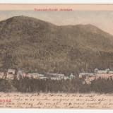 Carti Postale Romania pana la 1904 - Tusnad (1902, timbru maghiar)