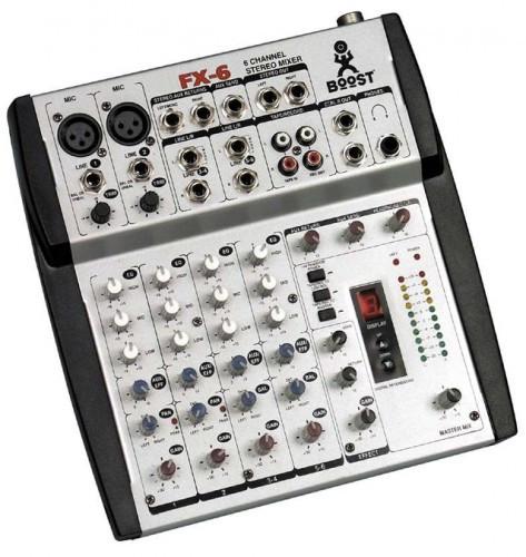 Mixer audio ieftin si de calitate foto mare