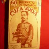 Istorie - DOMNIA SI DETRONAREA LUI CUZA-VODA - 1912