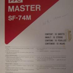 FOLIE TERMICA MATRITA MASTER COPIATOR COPIATOARE MULTIFUNCTIONALE A3