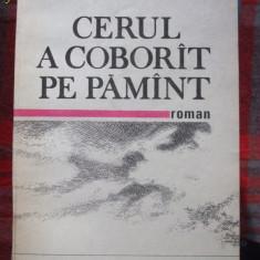 Roman - ELENA GRONOV MARINESCU, CERUL A COBORAT PE PAMANT