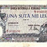 * Bancnota 100000 lei 1946 - mai