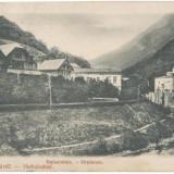 Carti Postale Romania pana la 1904 - CFL Banat ROMANIA ilustrata din baile Herculane 1906 vilele Orpheum