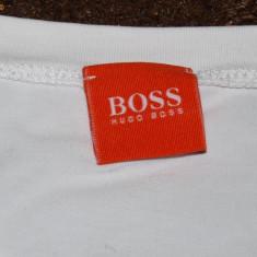 Bluza barbati Gloria Vanderbilt, XL, La baza gatului, Amestec, Alb - Bluza BOSS HUGO BOSS - ORIGINALA - ALBA XXL - IMPECABILA