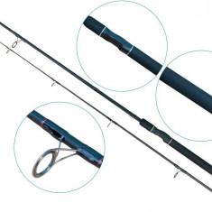 Lanseta fibra de carbon Warrior Pike 2, 7 m - Actiune: A: 20-60g. Baracuda, Lansete Spinning