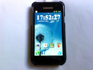 Vand Samsung Galaxy S GT-I9000 foto