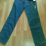 blugi blue jeans bluejeans fete femei dama marimea 30 L noi cu eticheta