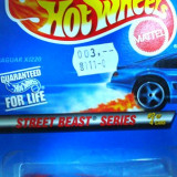 HOT WHEELS- JAGUAR XJ 220- ++2000 DE LICITATII !! - Macheta auto Hot Wheels, 1:64