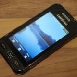 Samsung GT-S5230 EDGE Quand Band - Telefon mobil Samsung Star S5230, Negru, Neblocat