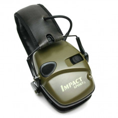 Casti de protectie electronice vanatoareHoward Leight R- 01526 Impact Sport- cel mai mic pret garantat!!! - Casti Telefon