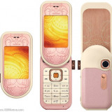Telefon Nokia, Roz, Nu se aplica, Fara procesor, Nu se aplica - NOKIA 7373 DEFECT