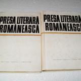 Carte de aventura - I.HANGIU-PRESA LITERARA ROMANEASCA-2 VOLUME