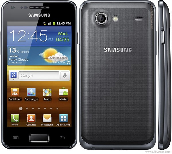 Samsung Galaxy S Advance I9070 negre noi sigilate garantie 2ani pachet complet  pret minim garantata foto mare