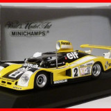 RENAULT ALPINE A 442B - 1st 24h Le Mans 1978 (scara 1/43) MINICHAMPS - Macheta auto