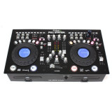 Mixere DJ - CONSOLA PROFESIONALA CU CD/USB/SD PLAYER DUAL