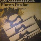 Carte de aventura - PLATON PARDAU - DIAVOLUL DE DUMINICA