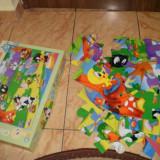 Jocuri Board games - Puzzele CLEMENTONI 3 ANI+ piese mari prietenii lui silvester
