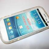 Husa telefon - Vand husa silicon TPU Samsung Galaxy S3 transparenta(calitate foarte buna)