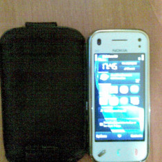 Nokia N97 Mini - Telefon mobil Nokia N97 Mini, Alb, Neblocat