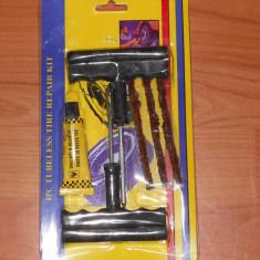 Kit +snur vulcanizare Anvelope {pana }