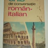 ANI VIRGIL - Ghid de conversatie Roman - Italian [1971]