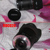 Obiectiv Sigma 28-200mm macro pt. Sigma - Obiectiv DSLR, Macro (1:1), Autofocus, Sigma - DC