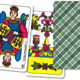 Set carti de tarot 78 Tarocco Piemontese Modiano Piemont Made in Italia c. 1980 original esoteric divinatie magie vintage arcane - Carti poker