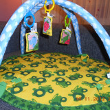 Paturica - centru de activitate bebe