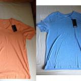 Tricouri Smog noi - Tricou barbati, Marime: M, L, Culoare: Albastru, Orange