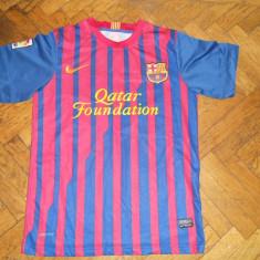 Tricou echipa fotbal, S, De club, Barcelona, Maneca scurta - Tricou Barcelona Nike Afellay