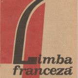 (C1807) LIMBA FRANCEZA, MANUAL PENTRU CLASA A XII-A DE MARCEL SARAS, EDP, BUCURESTI, 1994 - Manual scolar, Clasa 12, Limbi straine