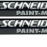 Paint marker Schneider M 270 ROSU ( marker vopsea )