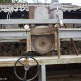 Masina de taiat marmura, granit, (lastre, blaturi)