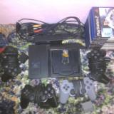 Consola Ps2+jocuri - PlayStation 2 Sony