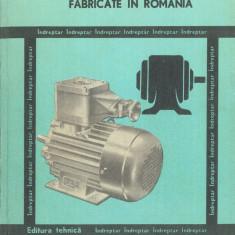 Raduti, C. s. a. - MASINI ELECTRICE ROTATIVE FABRICATE IN ROMANIA - Carti Electrotehnica