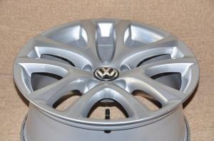 JANTE ORIGINALE VW 17 INCH foto