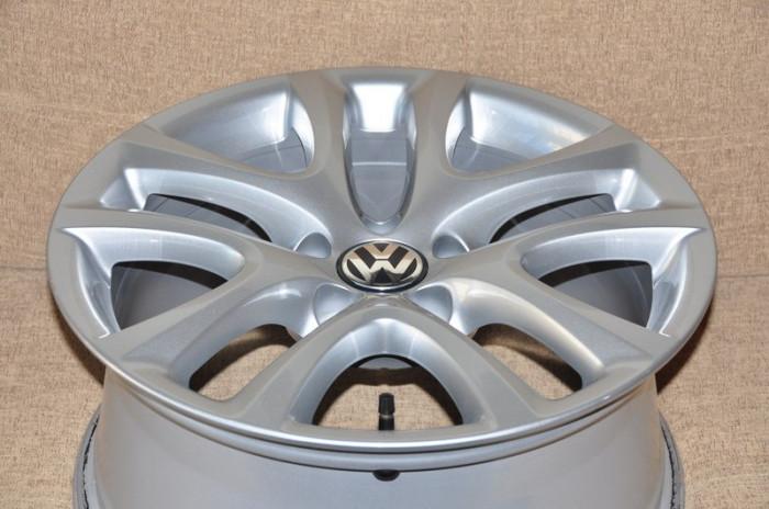 JANTE ORIGINALE VW 17 INCH foto mare